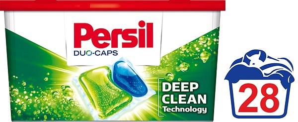PERSIL Duo-Caps Regular 28 ks - Kapsle na praní