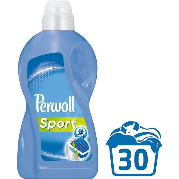 PERWOLL Sport Activecare advanced 1,8 l (30 praní) - Tekutý prací prostředek