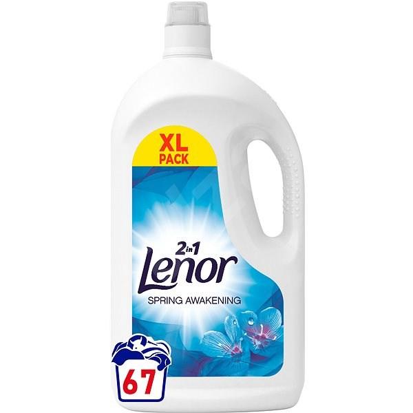 LENOR 2v1 Spring Awakening 3,685 l (67 praní) - Prací gel