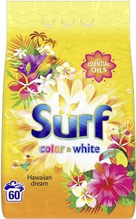 SURF Color + White Hawaiian Dream 3,9 kg (60 praní) - Prací prášek