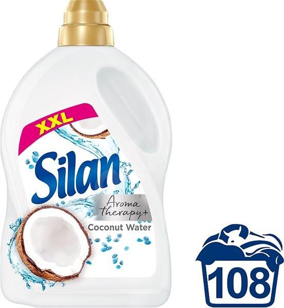 SILAN Coconut Water Mineral 2700 ml (108 praní) - Aviváž