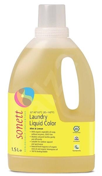 SONETT Color 1,5 l - Eko prací gel