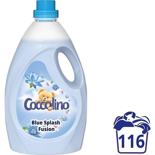 COCCOLINO Blue Splash Fusion 2,9 l (116 praní) - Aviváž
