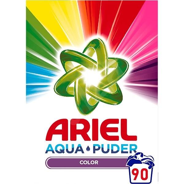ARIEL Prášek Color & Style 6,75 kg (90 praní) - Prací prášek