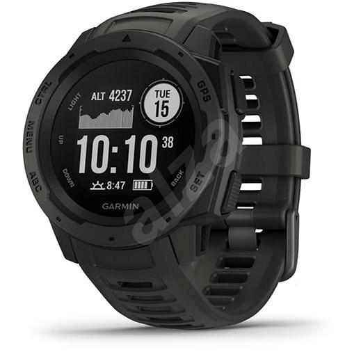 Garmin Instinct Black - Chytré hodinky  33fd138f7d