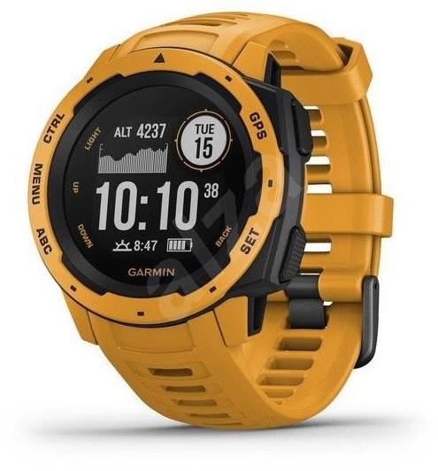 Garmin Instinct Yellow - Chytré hodinky
