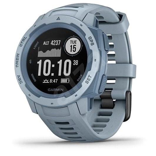 Garmin Instinct Light Blue - Chytré hodinky