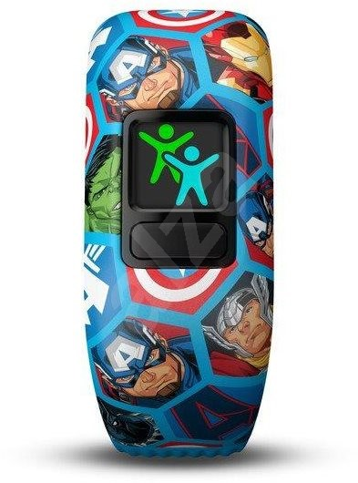 Garmin vívofit junior2 Avengers (Stretch) - Fitness náramek