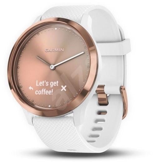 Garmin vívomove Optic Sport Rose Gold (velikost S M) - Chytré hodinky 1cc14bd9bc