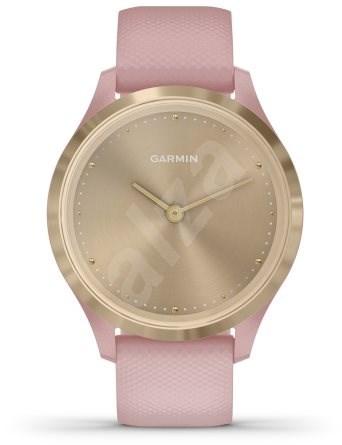 Garmin Vívomove 3S Sport, LightGold Pink  - Chytré hodinky
