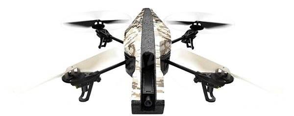 Parrot AR.Drone 2.0 Elite Edition Sand - Dron