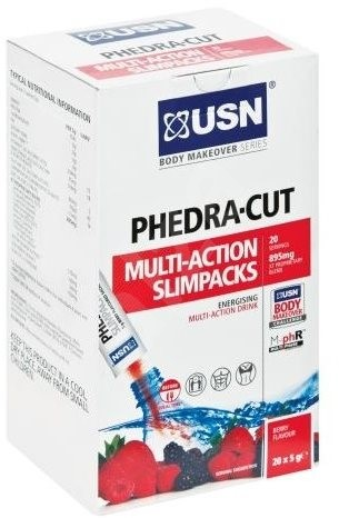 USN Xedra Cut Slim Packs - Spalovač tuků