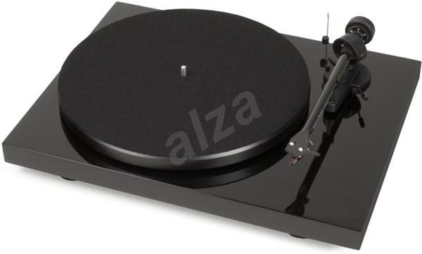 Pro-Ject Debut Carbon Phono USB + DC OM10 - černý - Gramofon
