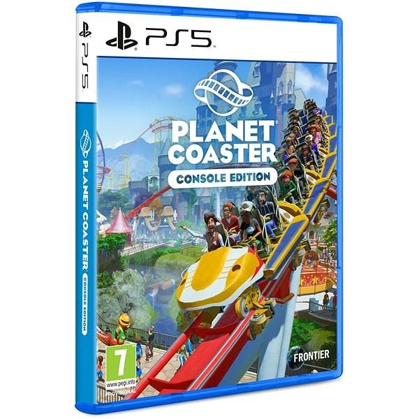 Planet Coaster: Console Edition - PS5 - Hra na konzoli