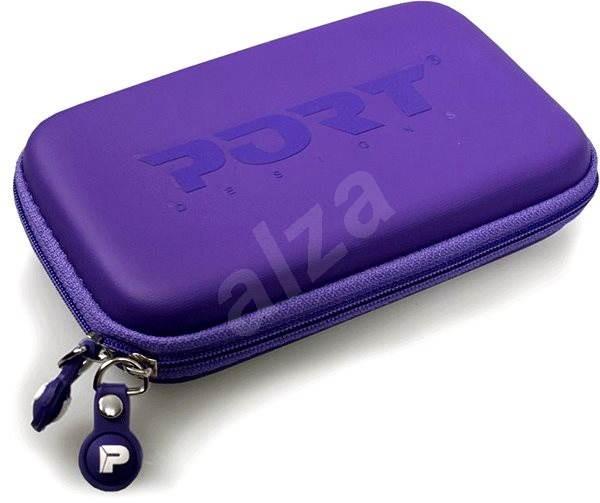 """PORT DESIGNS Colorado 2.5"""" fialové - Pouzdro na pevný disk"""