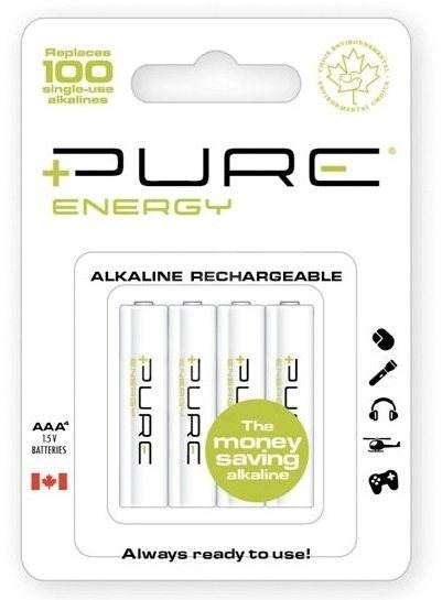 PURE ENERGY AAA RAM Extended Life - Nabíjecí baterie