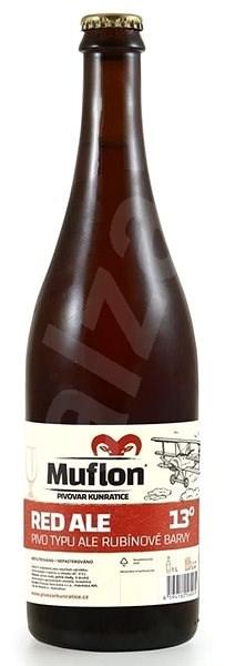 Muflon Red Ale 13° - Pivo