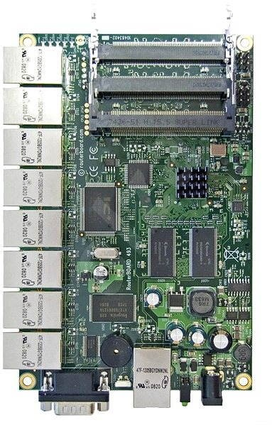 Mikrotik RB493 - RouterBoard