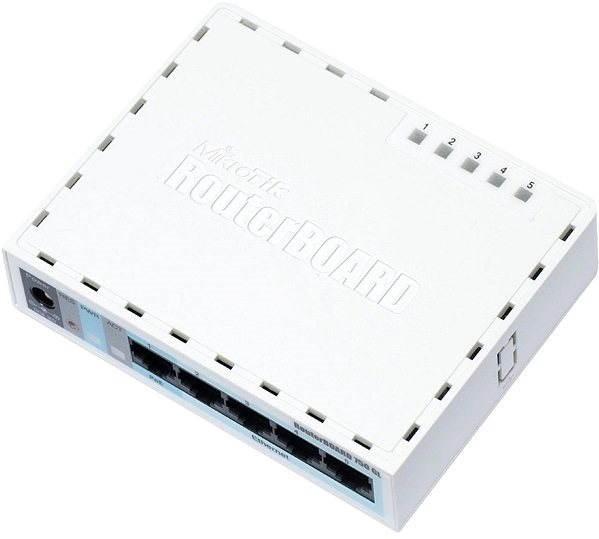 Mikrotik RB750GL - Routerboard