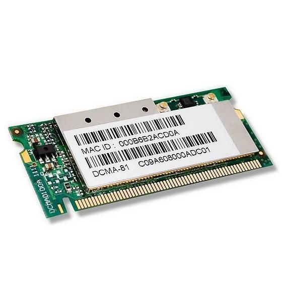 WNC CM10 MiniPCI (AR5006XS) - WiFi síťová karta