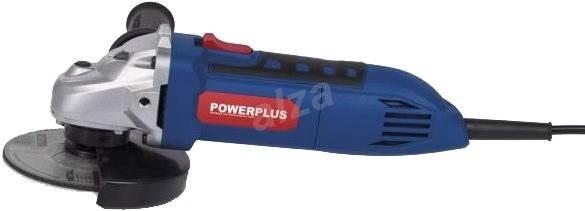 PowerPlus POW2085 - Úhlová bruska