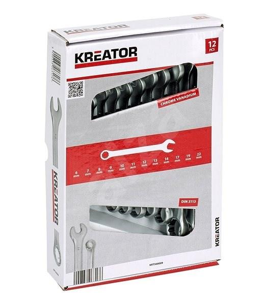 Kreator KRT500009, sada 12 ks - Klíč