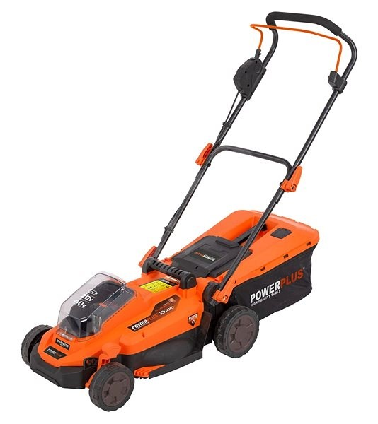 POWERPLUS POWDPG7556 - Cordless Lawn Mower