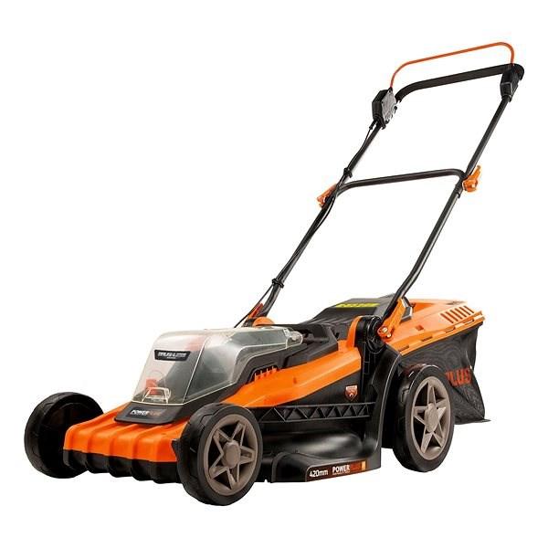 POWERPLUS POWDPG7561 - Cordless Lawn Mower