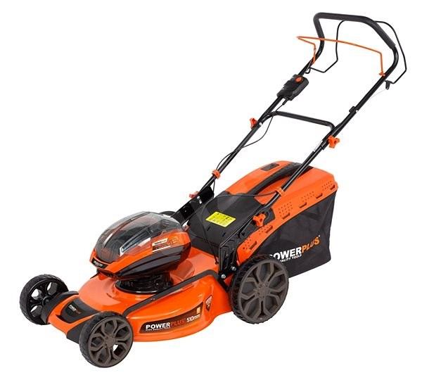 POWERPLUS POWDPG7568 - Cordless Lawn Mower
