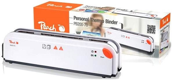 Peach Thermal Binder PB200-70 - Termovazač