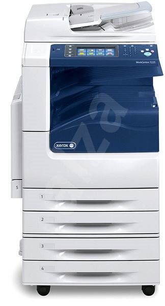 Xerox WorkCentre 7225T - LED tiskárna