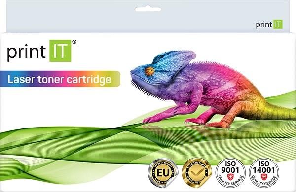 PRINT IT HP Q6001A CLJ2600 azurový - Alternativní toner