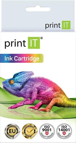 PRINT IT Brother LC-1000 purpurový - Alternativní inkoust