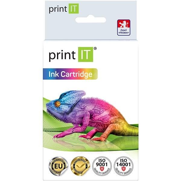 PRINT IT CLI-521BK černý pro tiskárny Canon - Alternativní inkoust