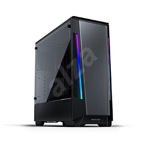 Phanteks Eclipse P360x Tempered - černý - Počítačová skříň