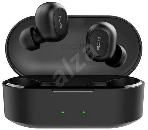 QCY T2S BassFix černá - Bezdrátová sluchátka