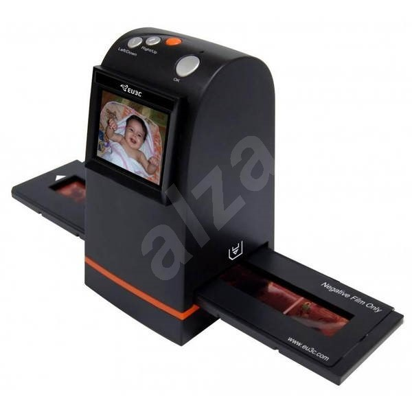 EU3C FilmScan35 II. Professional černý - Skener filmů