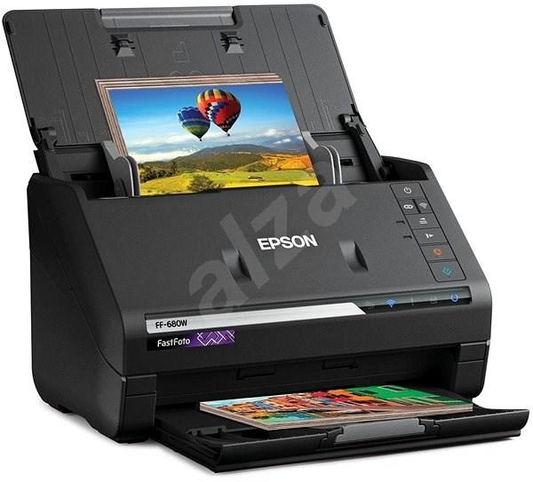 Epson FastFoto FF-680W - Skener