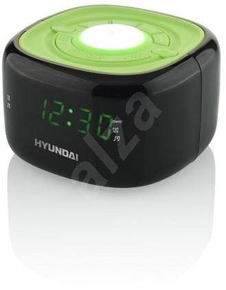 Hyundai RAC 340 PLL BG černo zelený - Radiobudík