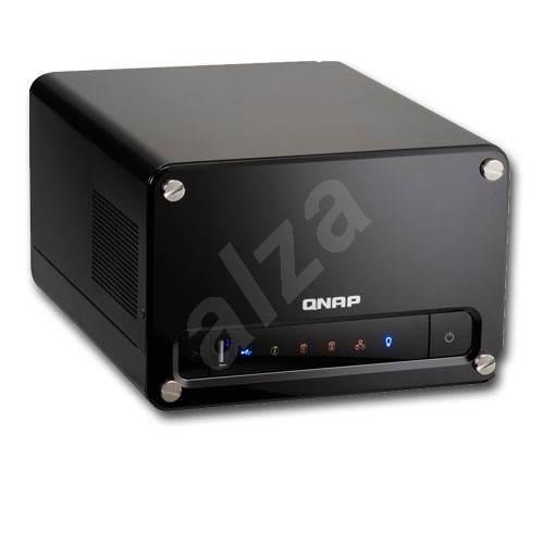 QNAP TS-219 All-in-One - Datové úložiště
