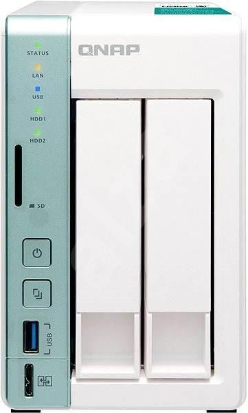 QNAP TS-251A-2G - Datové úložiště
