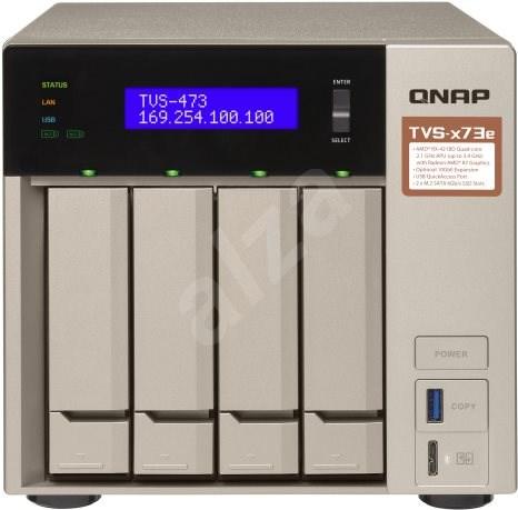 QNAP TVS-473e-8G - Datové úložiště