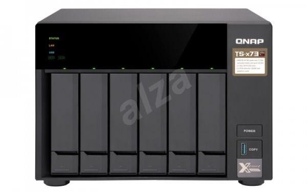 QNAP TS-673-8G - Datové úložiště