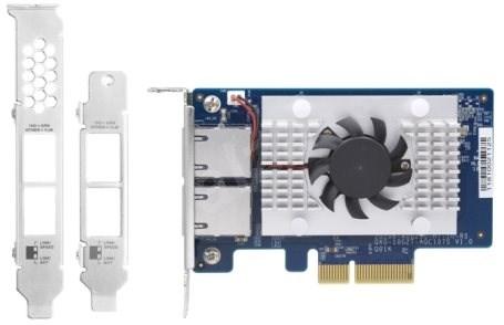 QNAP QXG-10G2T-107 - Rozšiřující karta