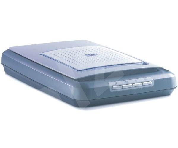 HP ScanJet 4070, A4, 2400x2400 dpi, USB2.0 - Skener