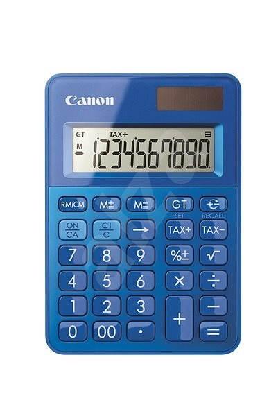 Canon LS-100K modrá - Kalkulačka