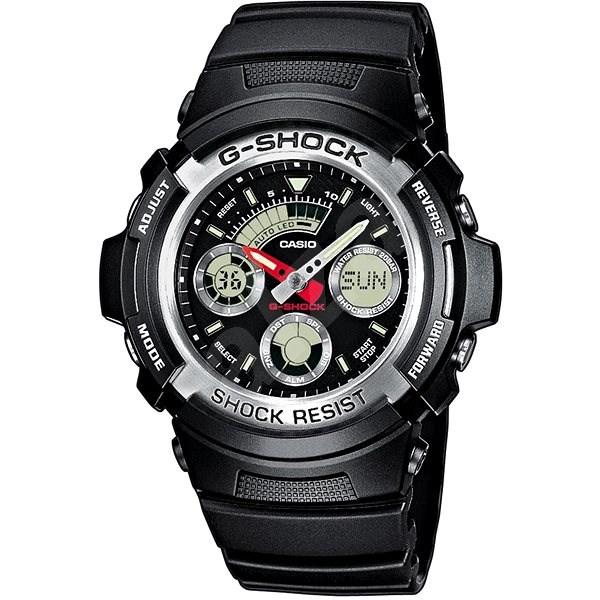 CASIO G-SHOCK AW 590-1A - Pánské hodinky. PRODEJ SKONČIL c48ddae0e7
