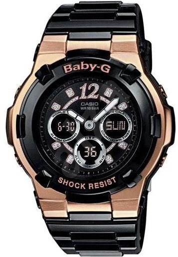 ea3940b4411 Casio BABY-G BGA 111-1B - Dámské hodinky