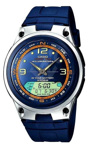 Casio COMBINATION AW 82-2A - Pánské hodinky. PRODEJ SKONČIL 0a303d91fb6