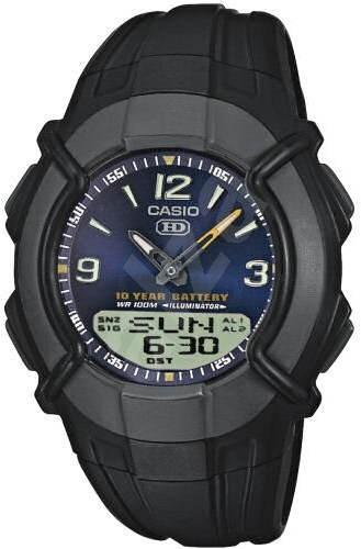 CASIO HDC 600-2B - Pánské hodinky  ebcbfc888f9